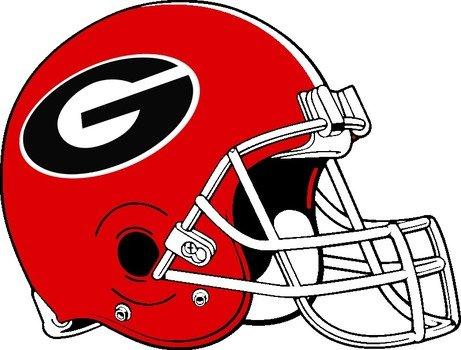 Helm-Logo der Georgia Bulldogs - Bild: pixy.org